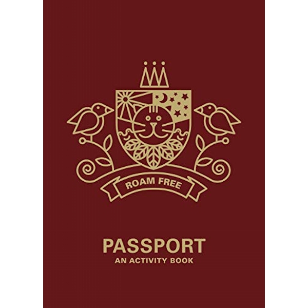 Passport: An Activity Book by Robin Jacobs (Paperback, 2015)