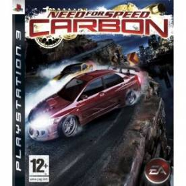 Need For Speed Carbon Game PS3