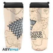 Game Of Thrones - Winter Is Coming Travel Mug