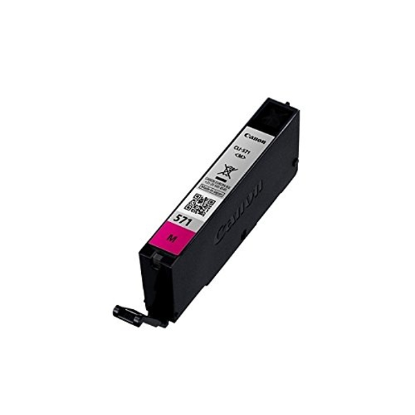 Canon 0332C005 (571XL) Ink cartridge multi pack, 11ml, Pack qty 4