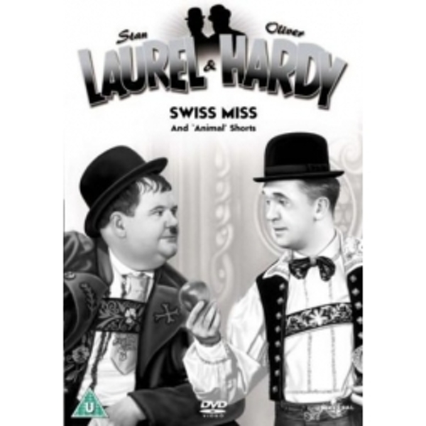 Laurel & Hardy Vol 17 DVD
