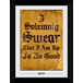 Harry Potter I Solemnly Swear Collector Print - Image 2