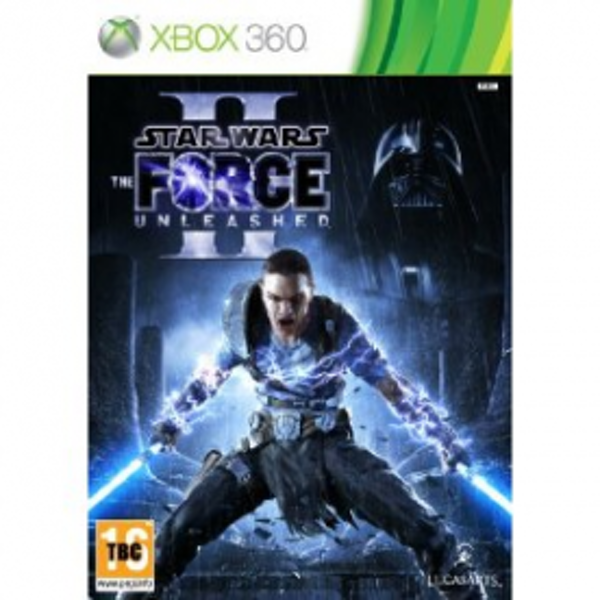 Star Wars The Force Unleashed II 2 Game Xbox 360