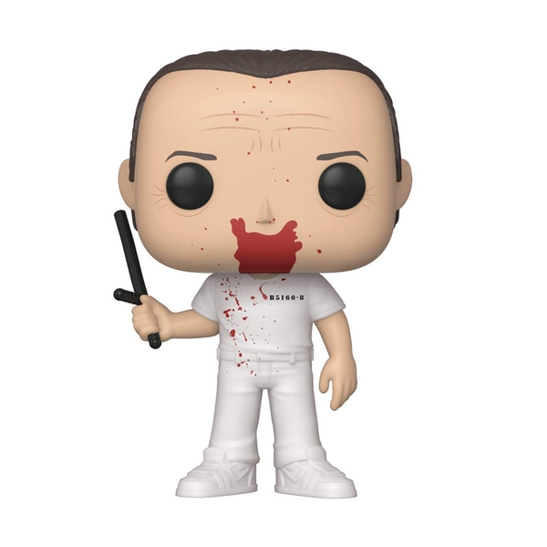 Hannibal Bloody (Silence of Lambs) Funko Pop! Vinyl Figure