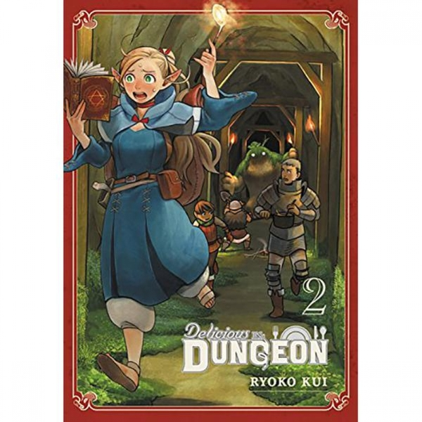 Delicious In Dungeon  Volume 2