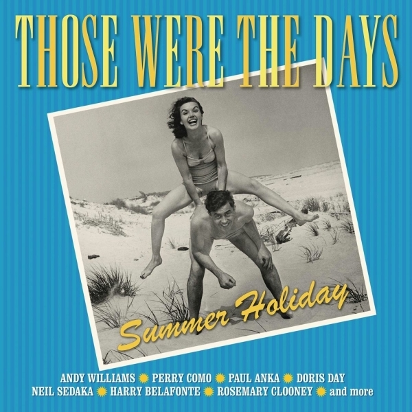 Those Were The Days: Summer Holiday CD