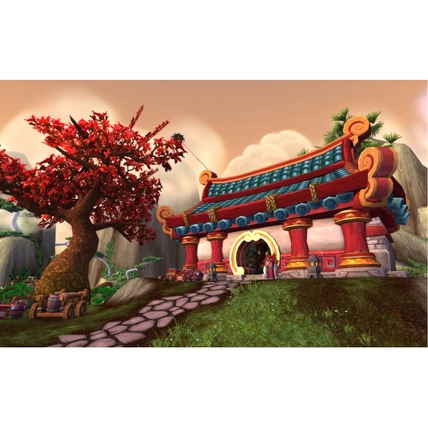 World Of Warcraft Mists Of Pandaria Collector's Edition Game PC - Image 3