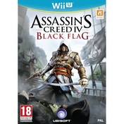 Assassin's Creed IV 4 Black Flag Wii U Game