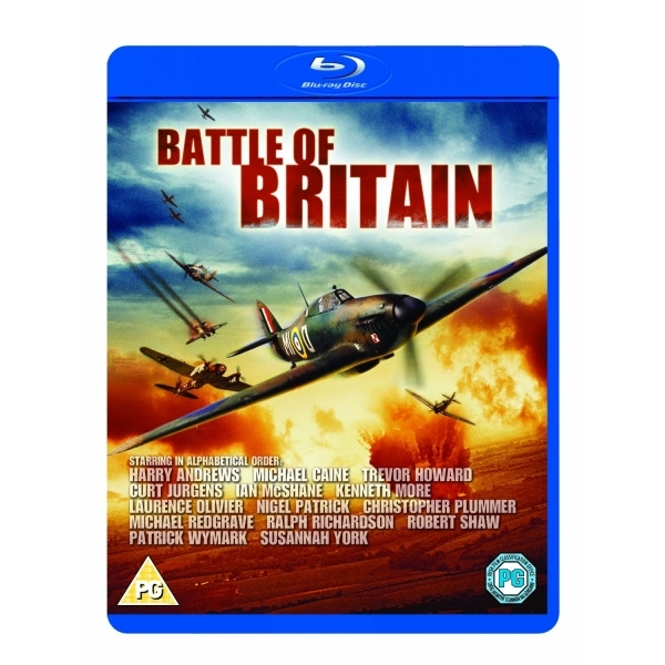 Battle Of Britain Blu Ray