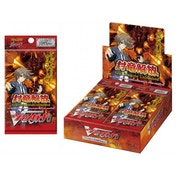 Card Fight Vanguard Seal Dragons Unleashed Boosters Case of 30