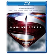 Man of Steel Blu-ray & UV Copy