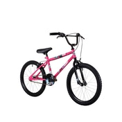 NDCent Flier BMX Girls 20 Inch Bike (Pink and Blue)