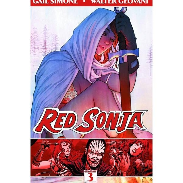 Red Sonja, Volume 3 The Forgiving of Monsters