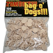 Bag O' Zombies!!!: Dogs!!!