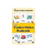 Jolly Phonics Picture Flash Cards: in Precursive Letters Cards - 1 Sept. 2014