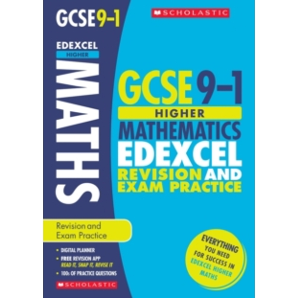 Maths Higher Revision and Exam Practice Book for Edexcel