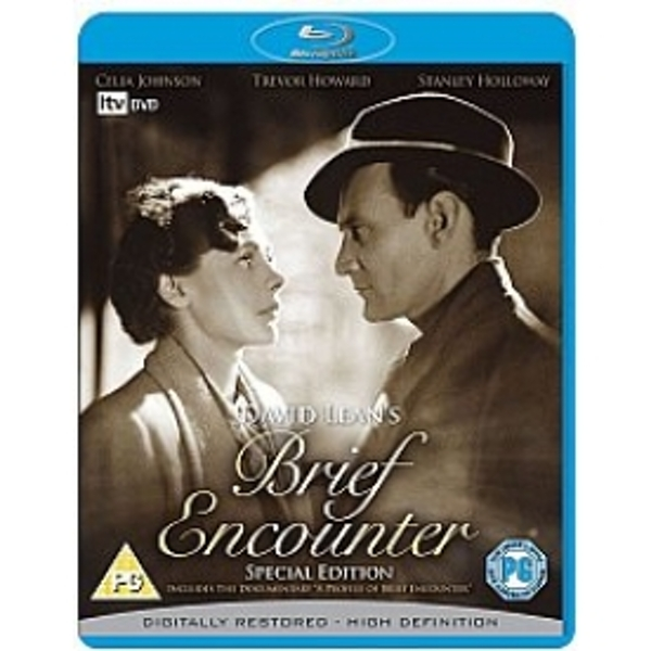 Brief Encounter Blu-Ray