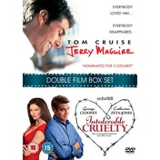 Jerry Maguire /Intolerable Cruelty DVD