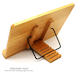Bamboo Cookbook Reading Stand | M&W - Image 7