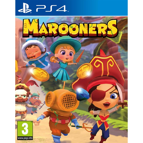 Marooners PS4 Game