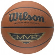 Wilson MVP Basket Ball Size 7 Brown