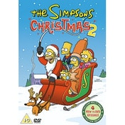 Simpsons - Christmas 2 DVD