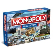 Monopoly Hull Board Game