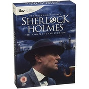 Sherlock Holmes: The Complete Collection DVD