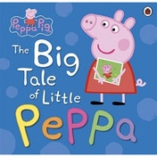 Peppa Pig The Big Tale Of Little Peppa