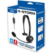 Subsonic X-Storm Communicator Chat Headset (PS4)