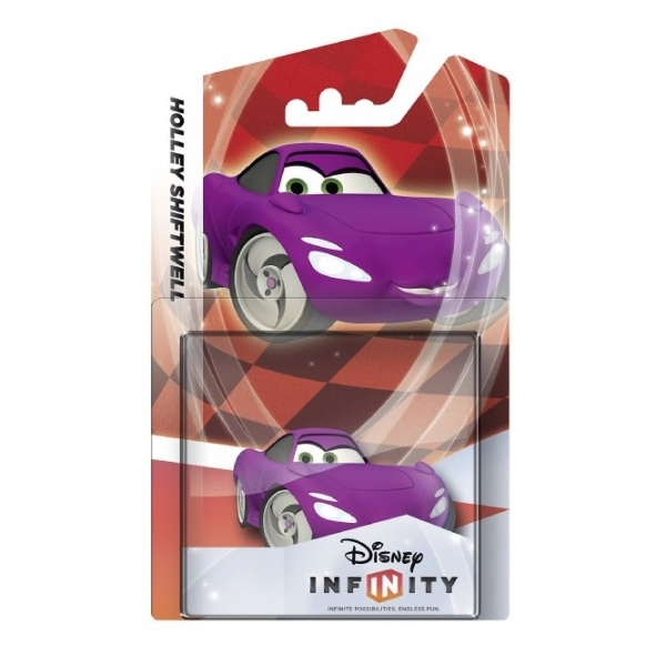 Disney Infinity 1.0 Holley (Cars) Character Figure