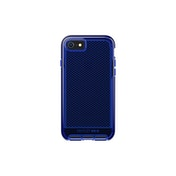 Tech21 Evo Check Pattern Protective Case for iPhone 7/iPhone 8, Midnight Blue