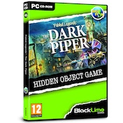 Fabled Legends: The Dark Piper Hidden Object Game for PC (CD-ROM) [Used]