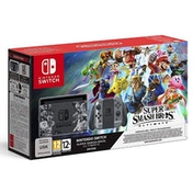 Nintendo Switch Grey Super Smash Bros Ultimate Edition Console