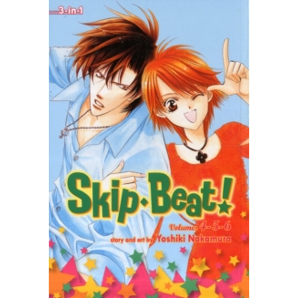 Skip Beat! (3-in-1 Edition), Vol. 2: Includes vols. 4, 5 & 6 by Yoshiki Nakamura (Paperback, 2012)