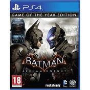 Batman Arkham Knight Game Of The Year (GOTY) PS4 Game [Used]