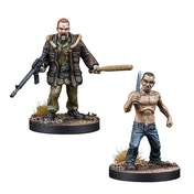 The Walking Dead: All Out War Board Game - Abraham Booster