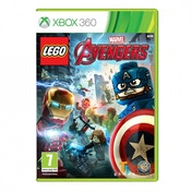 Lego Marvel Avengers Xbox 360 Game