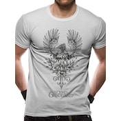 Crimes Of Grindelwald - Phoenix Men's Large T-shirt - White