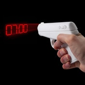 Thumbs Up Secret Agent Alarm Clock