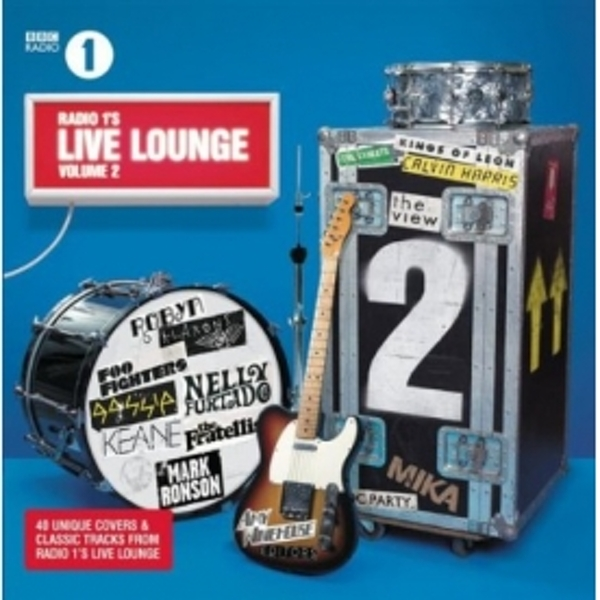 Various Artists - BBC Radio 1 Live Lounge 2 2 CD