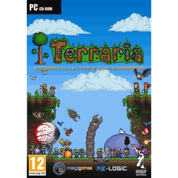 Terraria Collector's Edition Game PC - Image 1