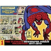 Amazing Spider-Man Ultimate Newspaper Comics Volume 1 1977-1979 Hardcover