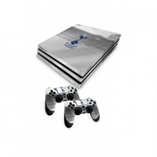 Official Tottenham Hotspur FC PS4 Pro Console Skin and 2x Controller Skin Combo Pack