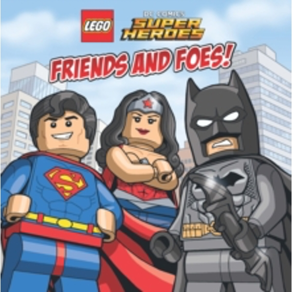 LEGO� DC SUPERHEROES Friends and Foes
