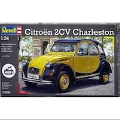 Citroen 2CV Charleston 1:24 Revell Model Kit