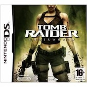 Lara Croft Tomb Raider Underworld Game DS