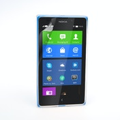 YouSave Accessories Nokia Xl Silicone Gel Case - Clear