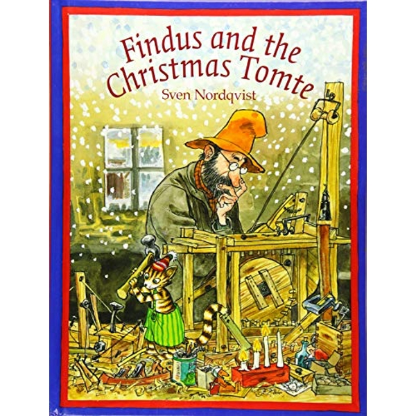 Findus and the Christmas Tomte  Hardback 2018