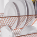 Rose Gold Folding Wire Drainer | M&W - Image 4